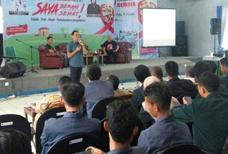 6 Ribu Warga Lampung Sandang Status ODHA