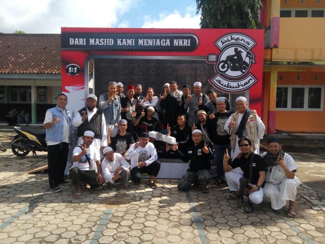 Milad Ke-1 Bikers Subuhan Lampung Gelar Donor Darah