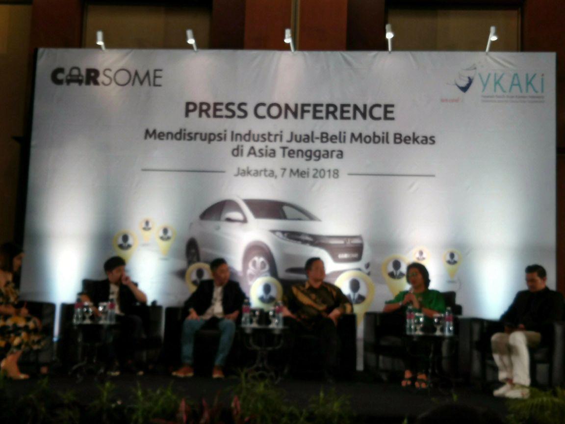 Carsome, E commerce Jual Beli Mobil Hadir di Indoensia
