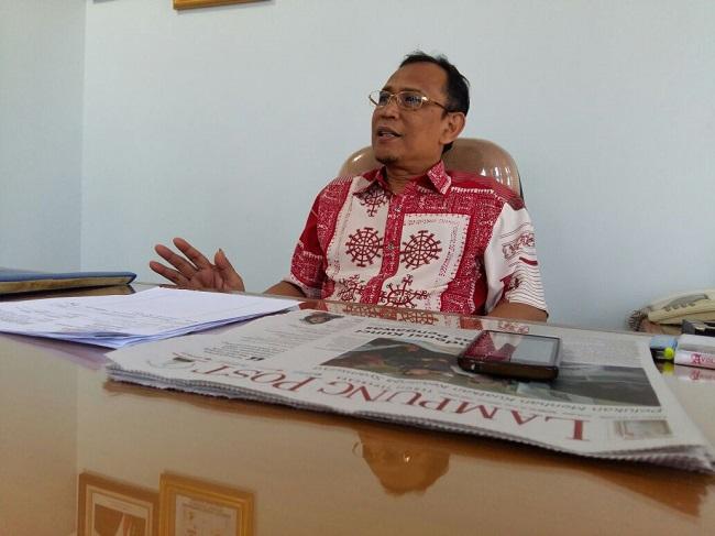KONI Lampung Tawarkan Daerah Jadi Tuan Rumah Porprov