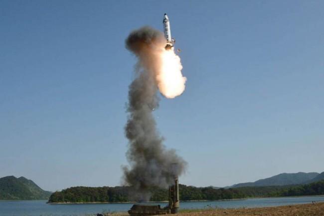 Berulah Lagi, Korut Kembali Tembakkan Rudal ke Utara Jepang