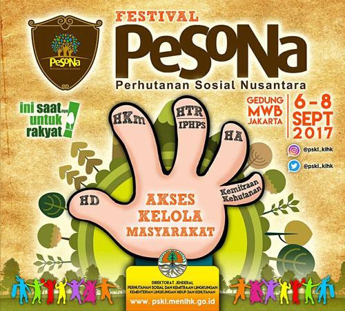 Kementerian LHK Gelar Festival Perhutanan Sosial Nusantara