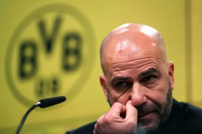 Dortmund Pecat Peter Bosz