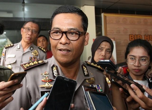 Polisi Tetapkan 14 Mahasiswa Tersangka Kericuhan di Depan Istana
