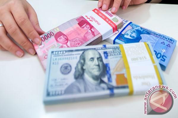 Rupiah Menguat Rp13.309 per Dolar AS