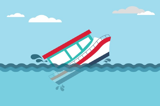Kapal Karam, Wakapolres Labuhanbatu Hilang