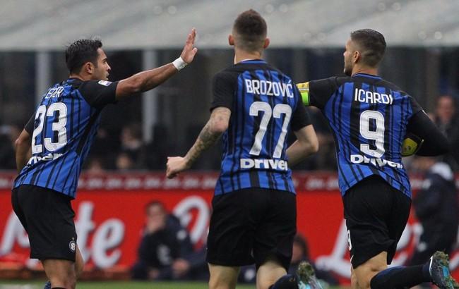 Inter Lolos dari Kekalahan
