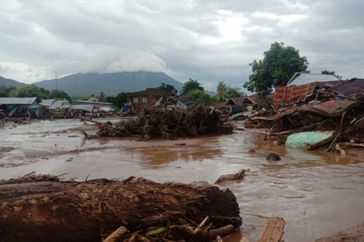1.252 Bencana Melanda Indonesia Hingga Mei 2021