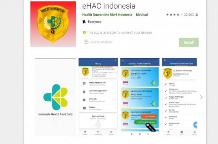 1,3 Juta Data Indonesia Terkait Covid-19 Bocor dari Aplikasi Kemenkes