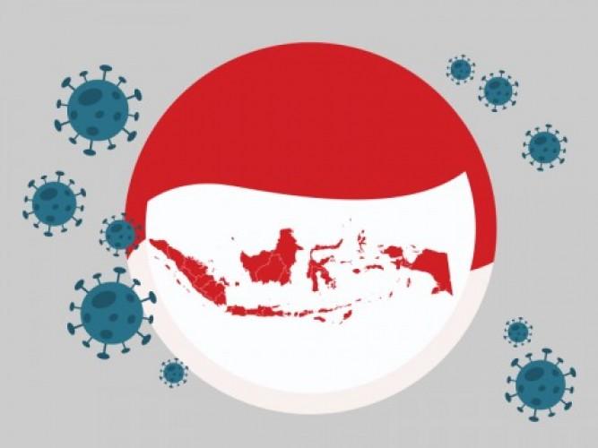 1.345 WNA di Indonesia Terpapar Covid-19