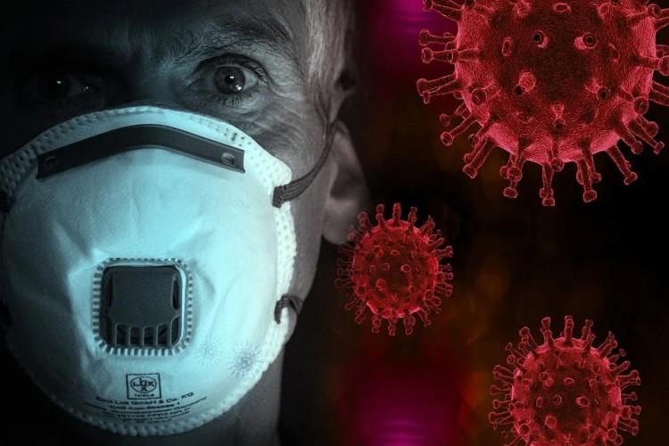 1.385 Orang Terjangkit Virus Korona dalam Sehari
