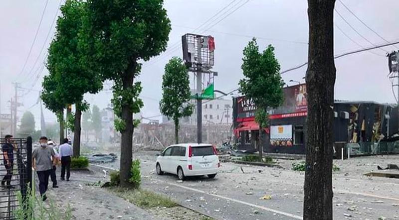 1 Tewas dan 17 Terluka Akibat Ledakan di Restoran Jepang