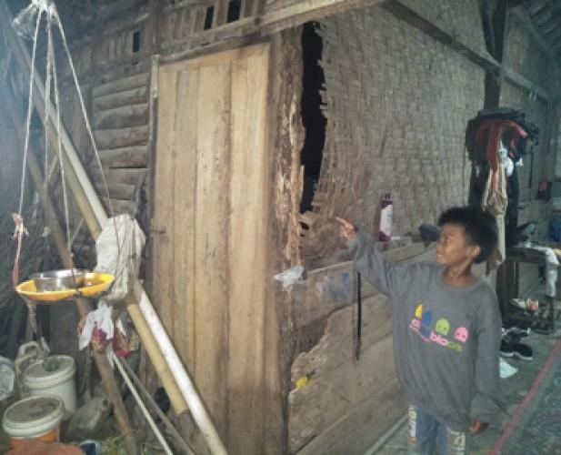 100 KK Kurang Mampu di Lamsel Belum Dapat Program BRTLH