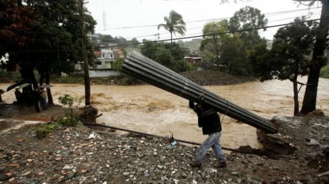 Badai Nate Porak-Porandakan Amerika Tengah, 20 Orang Tewas