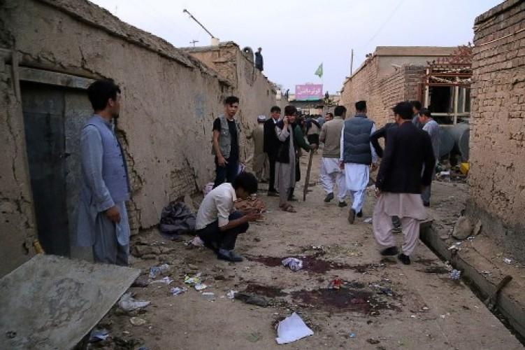 11 Anak Afghanistan Tewas Akibat Serangan Bom Motor