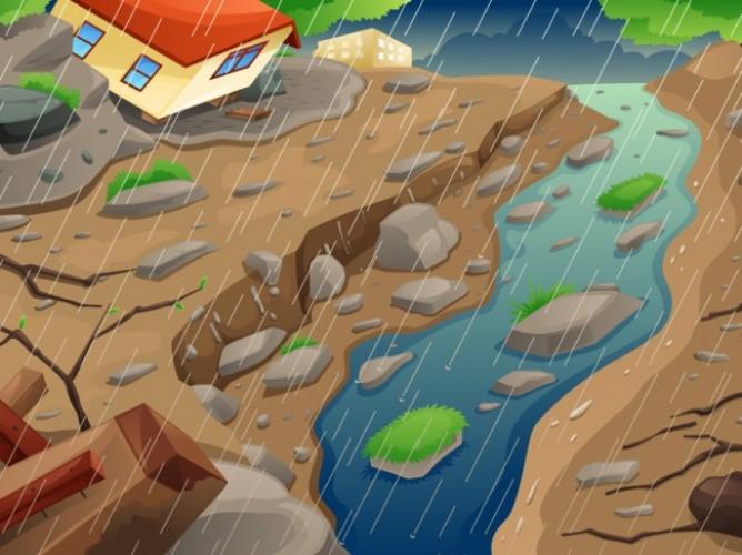 11 Kecamatan di Pasaman Barat Terendam Banjir