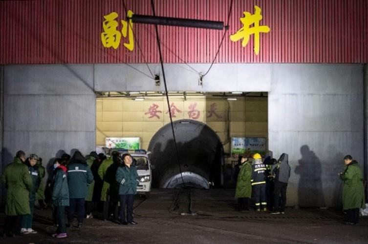 11 Pekerja Tambang di Tiongkok Tewas Terendam Banjir