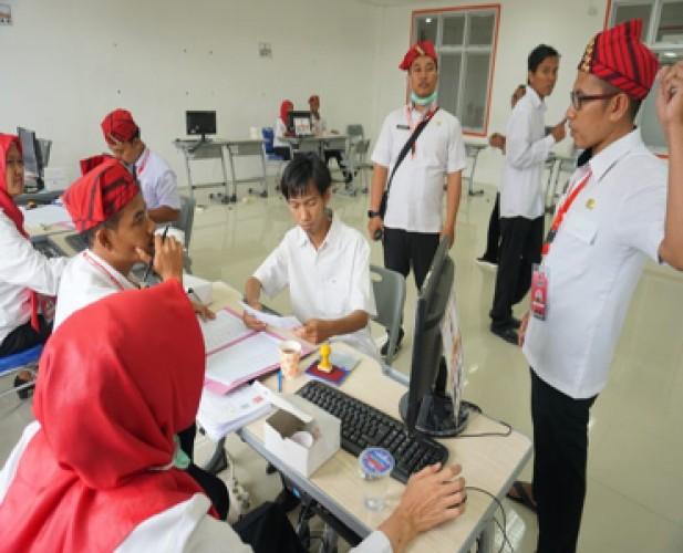 111 CPNS Lamsel Gugur pada Hari Pertama Tes SKD