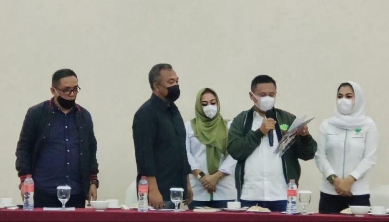 12 DPC Dukung Umar Ahmad Jadi Ketua HKTI Lampung