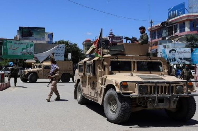 12 Pasukan Pemerintah Afghanistan Tewas Ditembak Rekan Sendiri