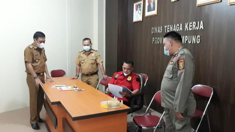 12 Perusahaan di Lampung Bermasalah Bayarkan THR Pegawai