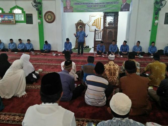 120 Calon Jemaah Haji Lambar Ikuti Manasik Haji