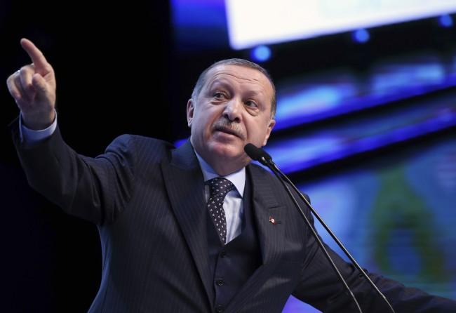 Erdogan Sebut Israel Gunakan Teror untuk Tekan Palestina