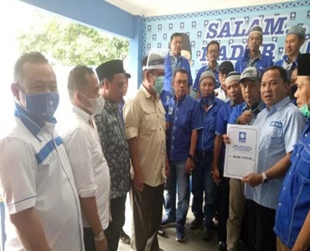 Arah Muswil PAN Aklamasi Pilih Irham Jafar sebagai Ketua DPW