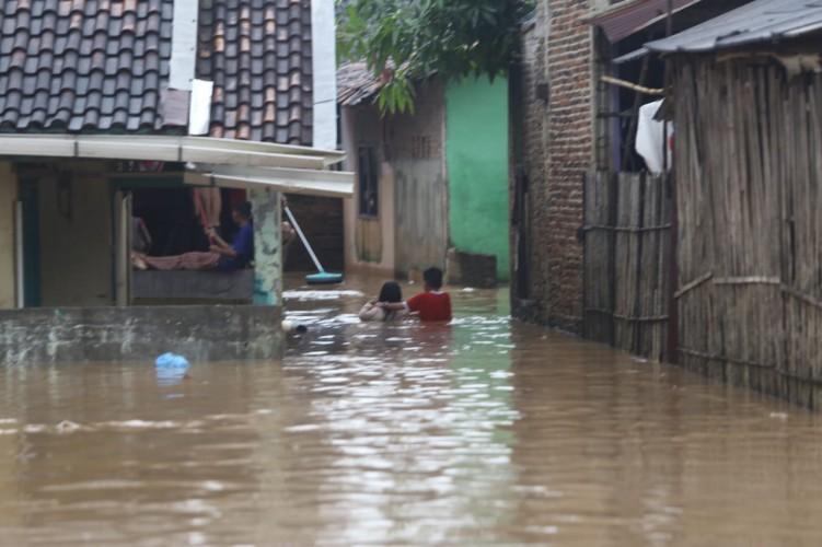13 Kecamatan di Tulangbawang Rawan Banjir