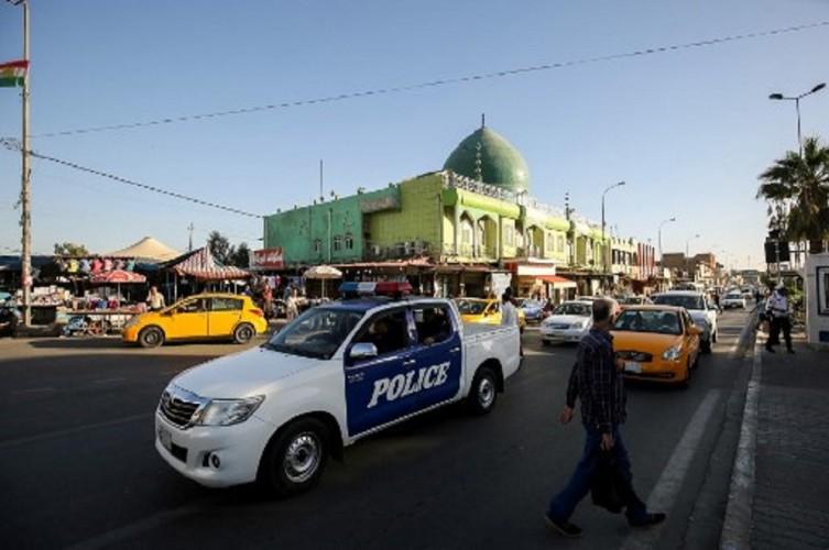 13 Polisi Irak Tewas Diserang Militan ISIS