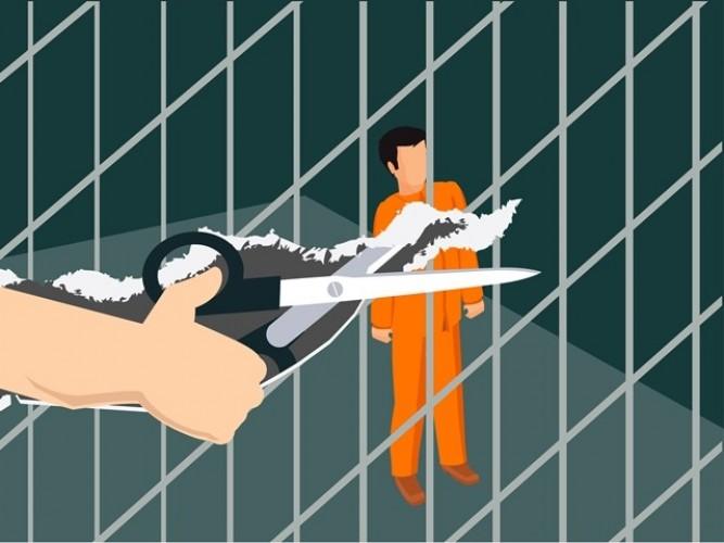130 Ribu Narapidana Mendapat Remisi Kemerdekaan