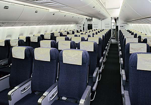 Kursi Pesawat dan Kepribadian