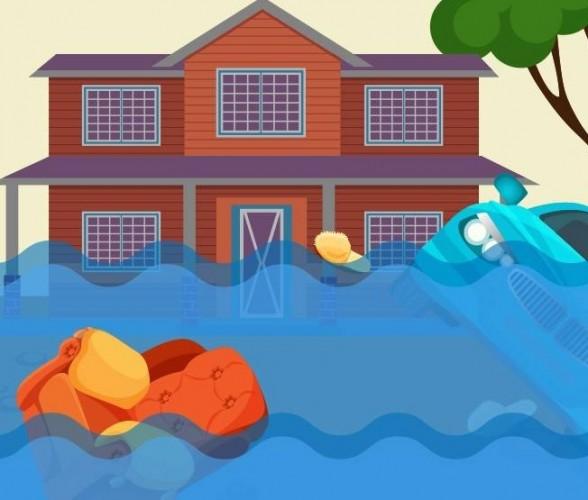 14 Kecamatan di Lamtim Rawan Banjir