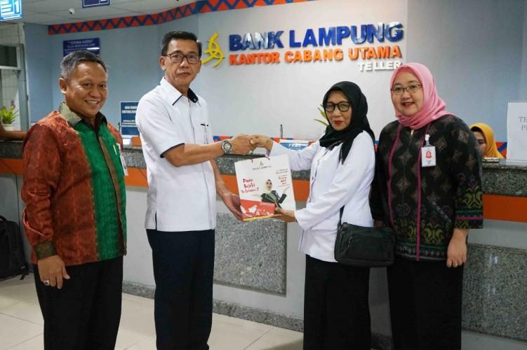 14 Nasabah Bank Lampung Menangi Undian Simpeda Nasional