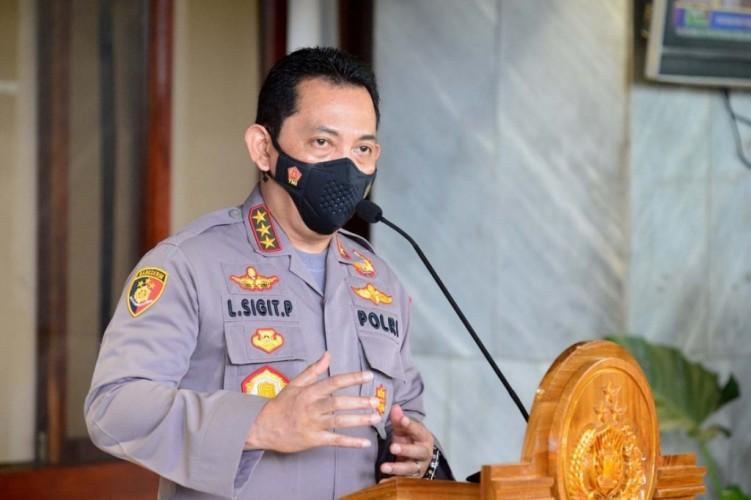 146 Ribu Anggota Polisi Akan Dibangunkan Rumah