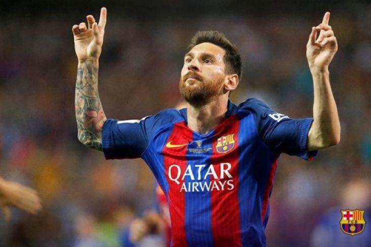 Di Liga Spanyol, Lionel Messi Pencetak Gol Terbanyak