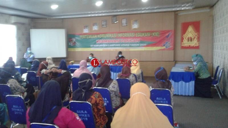150 Kader Posyandu Ikuti Pelatihan Keamanan Pangan
