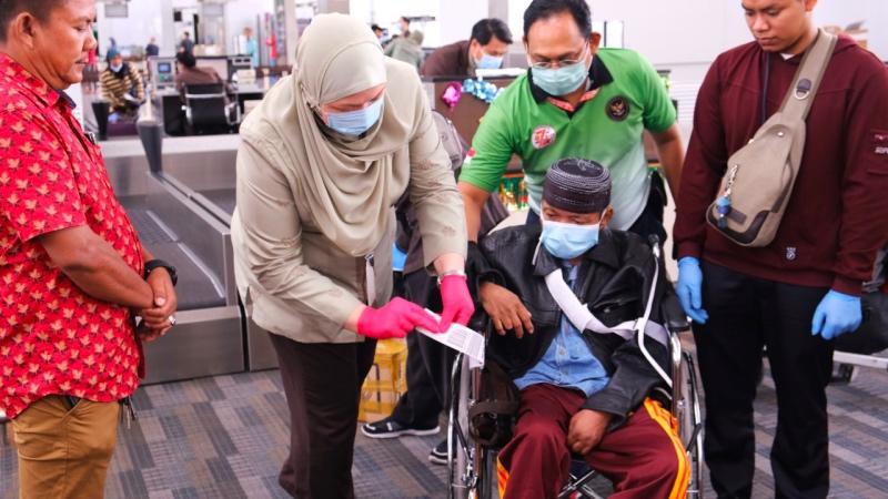 150 WNI di Brunei Dipulangkan saat Pandemi Korona