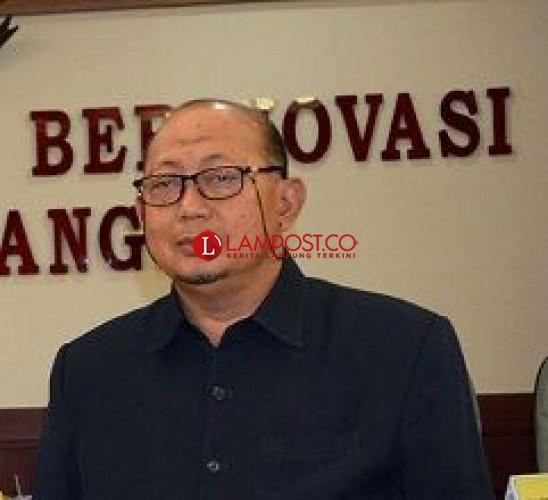 Dekan Fakultas Hukum Unila Armen Yasir Meninggal Dunia