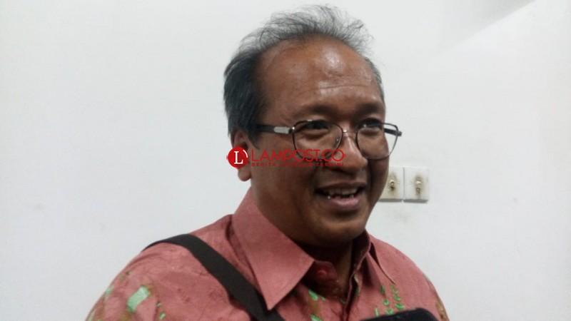 Rektor Itera : Lampung akan Jadi Pusat Astronomi Se-Asia Tenggara