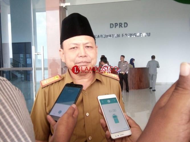 Pendaftar CPNS Pringsewu Mencapai 9.190 Orang