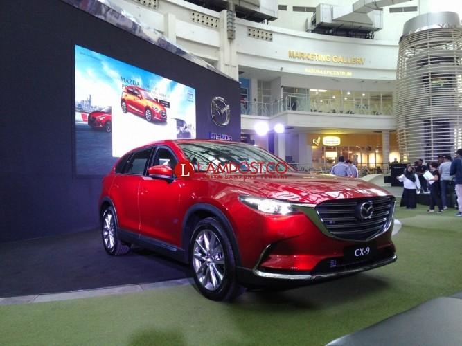 Mazda Luncurkan CX-9 Facelift