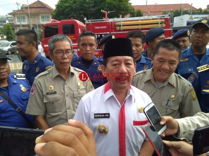 Pemkot Bandar Lampung Akan Tambah Tanda Jalur Evakuasi Tsunami