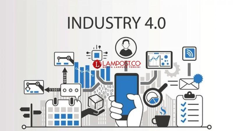 Revolusi  Industri 4.0 Harus Disambut Baik