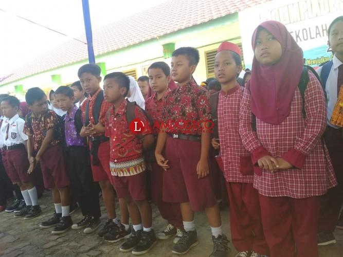 138 Siswa SD Ikuti Seleksi OSN2019 Tingkat Kabupaten