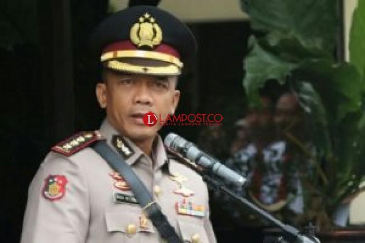 Kombes Rudi Setiawan Jadi Wakapolda Lampung