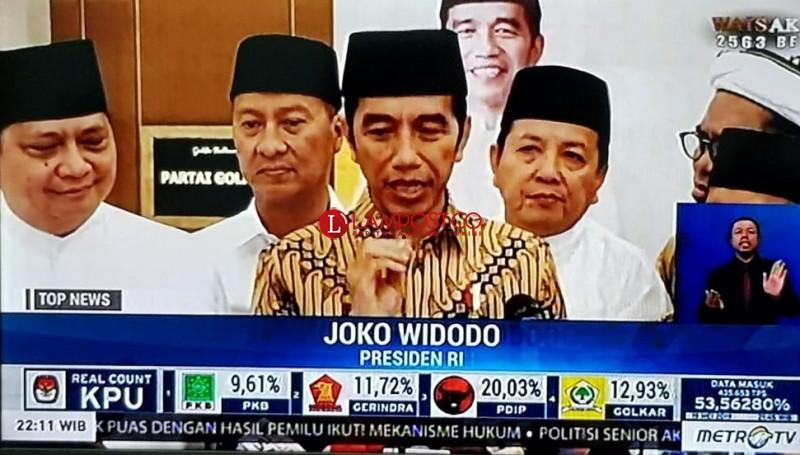 Jokowi Soal 22 Mei: Sudahlah Jangan Aneh-Aneh