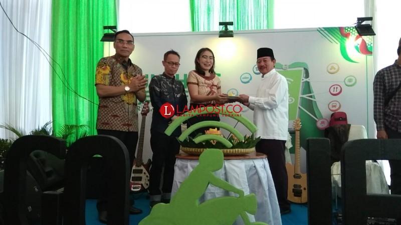 Jalan Wolter Monginsidi Jadi Lokasi Baru Kantor Gojek Lampung