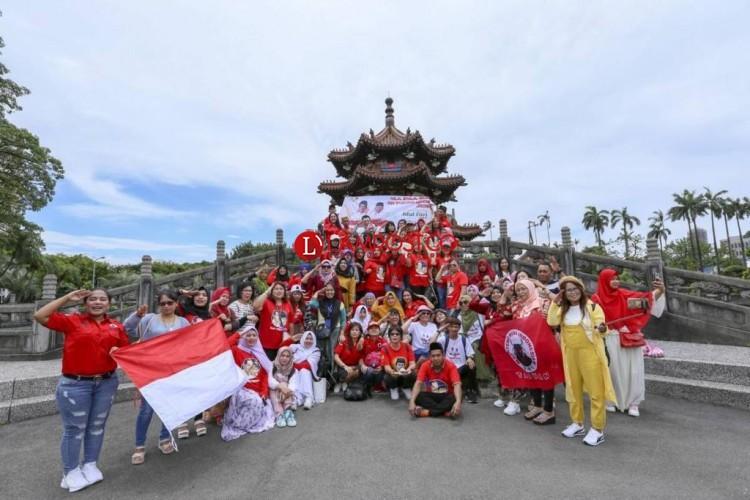 Relawan Jokowi Secara Serentak Adakan Syukuran
