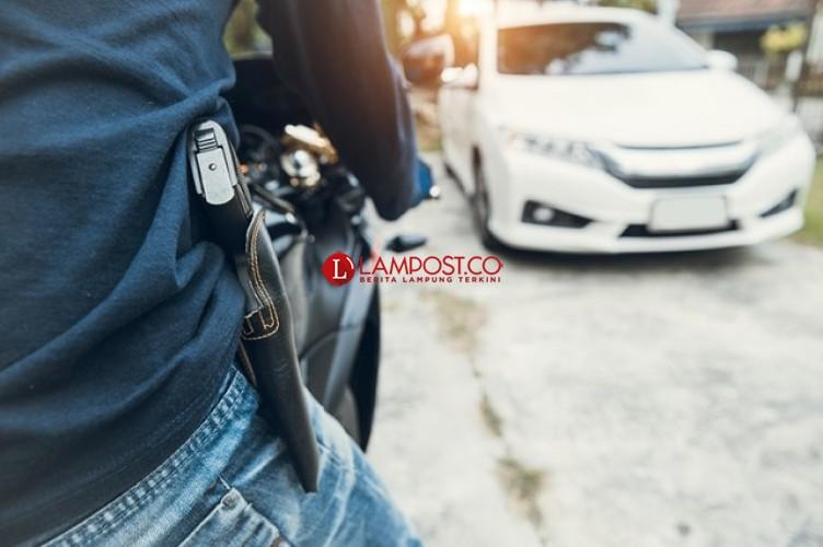 Berangus Bandit Jalan Tol